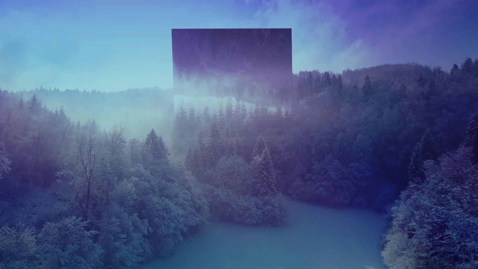 Waiting music video screenshot