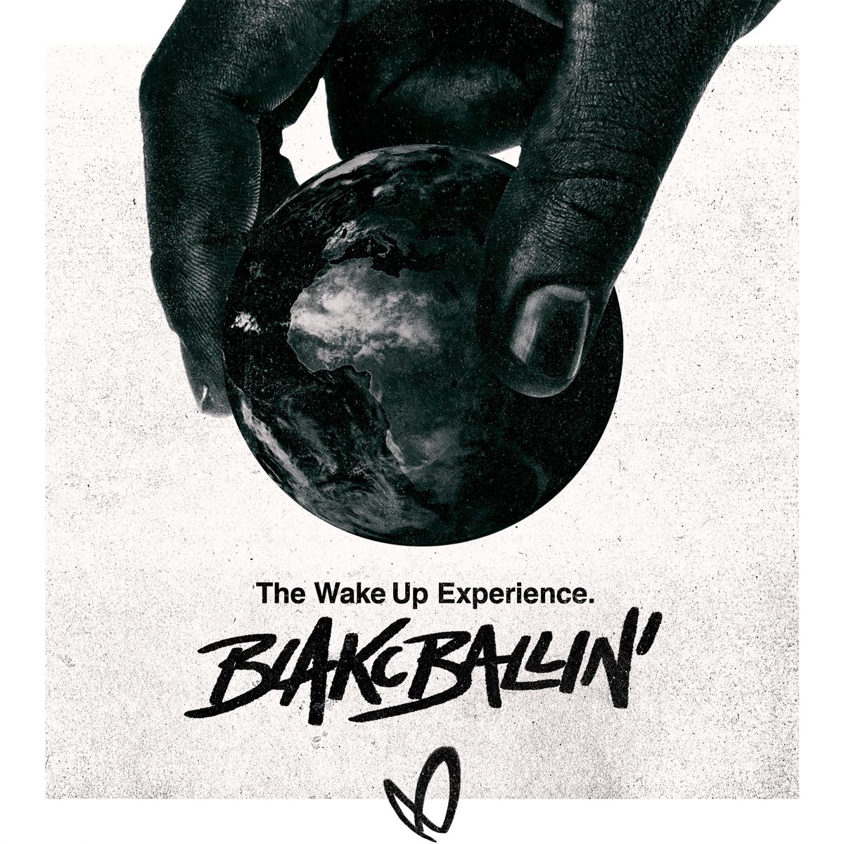 Blakc Ballin single artwork