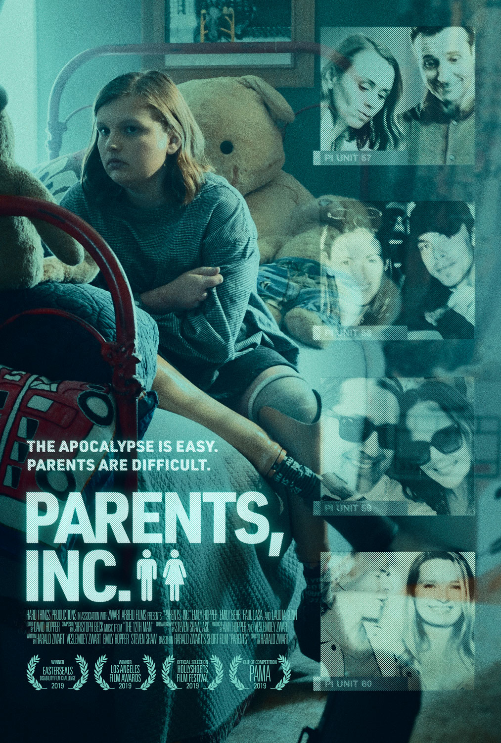 Parents, Inc. Movie Poster