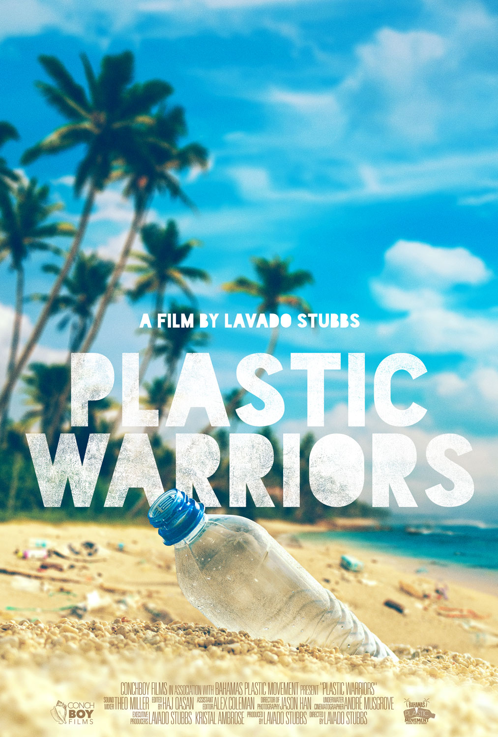 Plastic Warriors Movie Poster