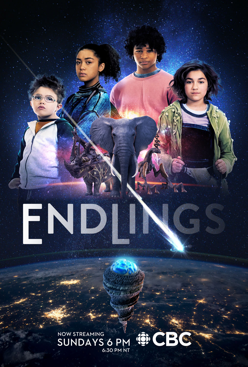 Endlings TV Poster