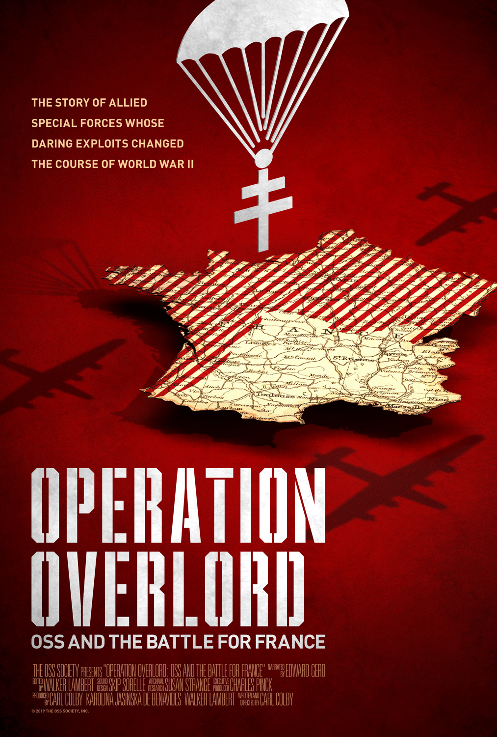 Operation Overlord Movie Poster
