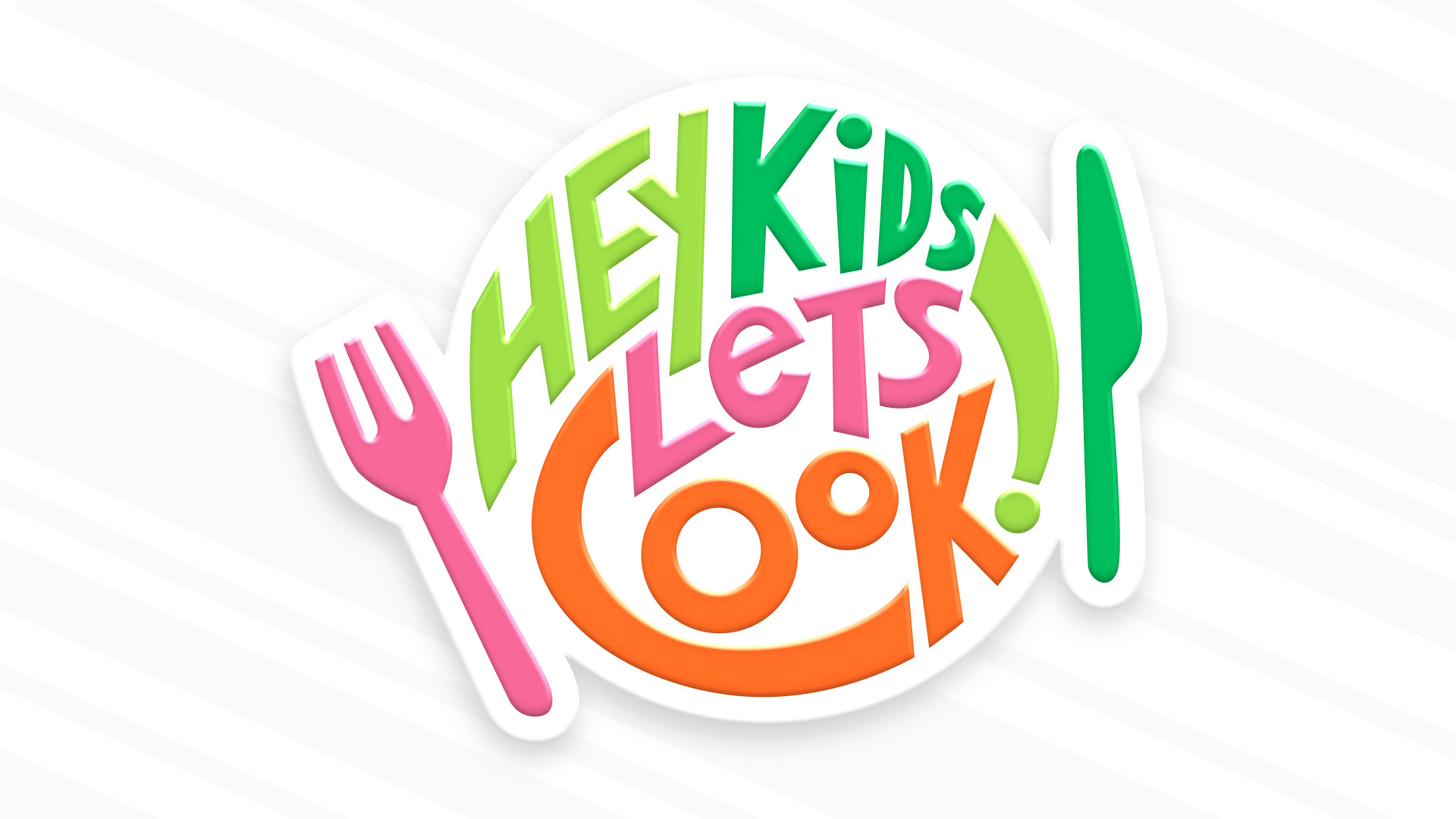Hey Kids Lets Cook pitch deck