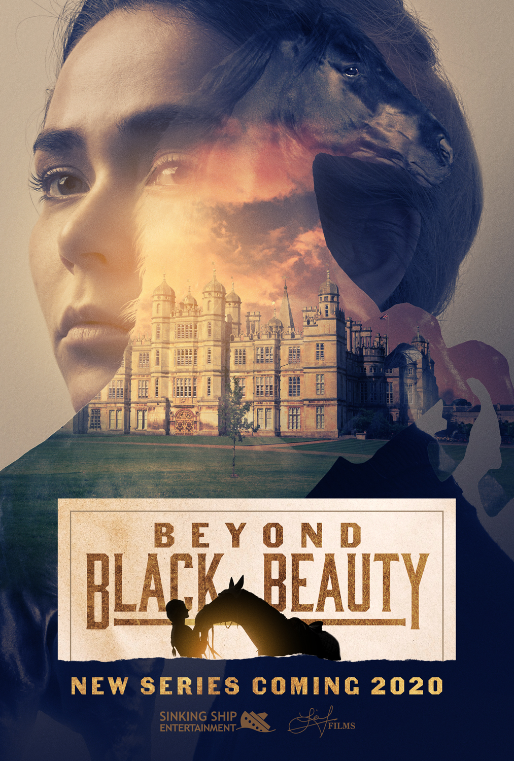 Beyond Black Beauty TV Poster