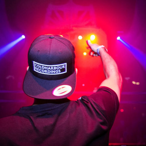 Coldharbour logo on hat