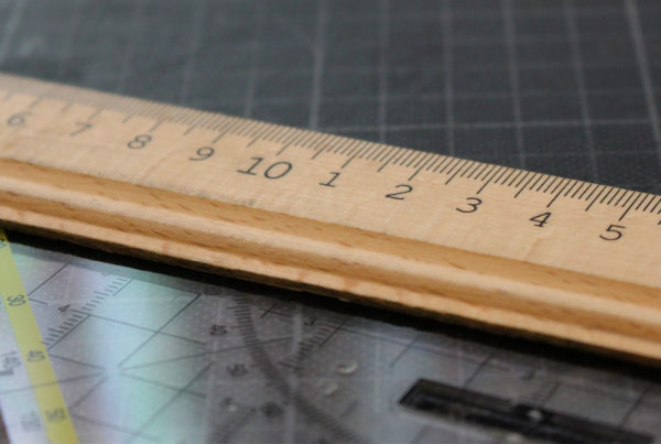 Image of a ruler