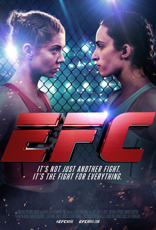 EFC Movie Poster