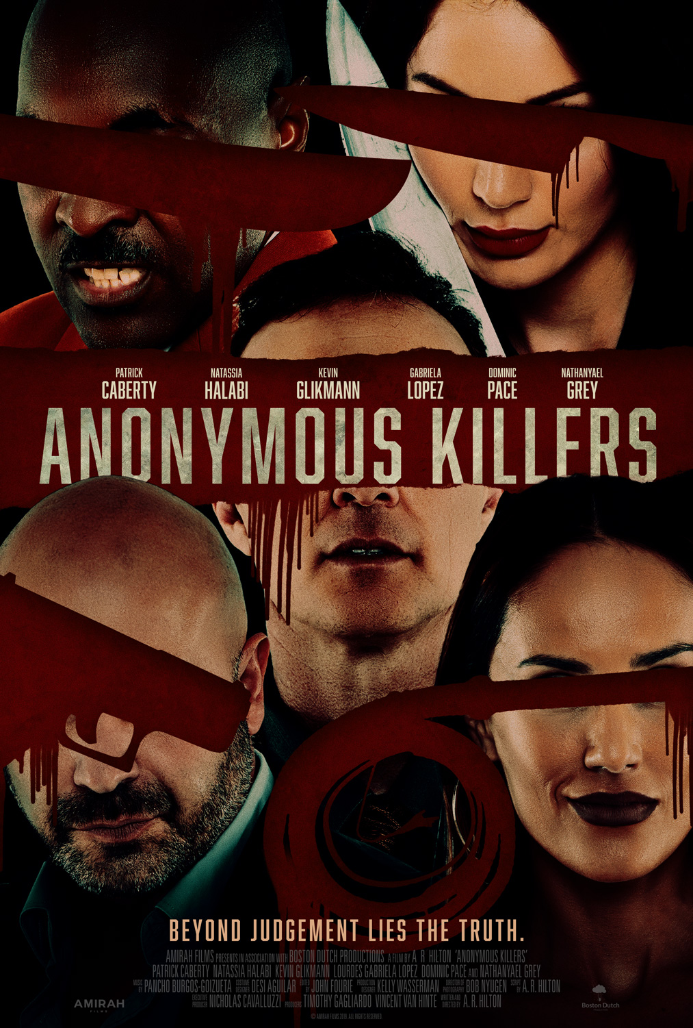 Anonymous Killers Movie Poster