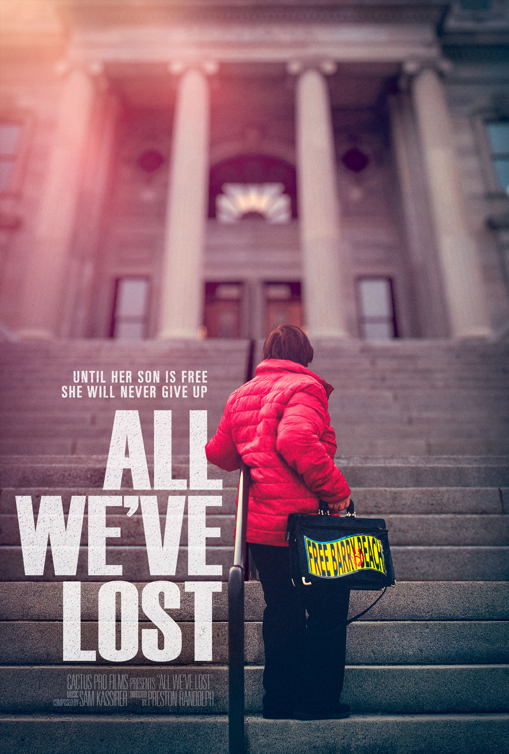 All We've Lost Movie Poster