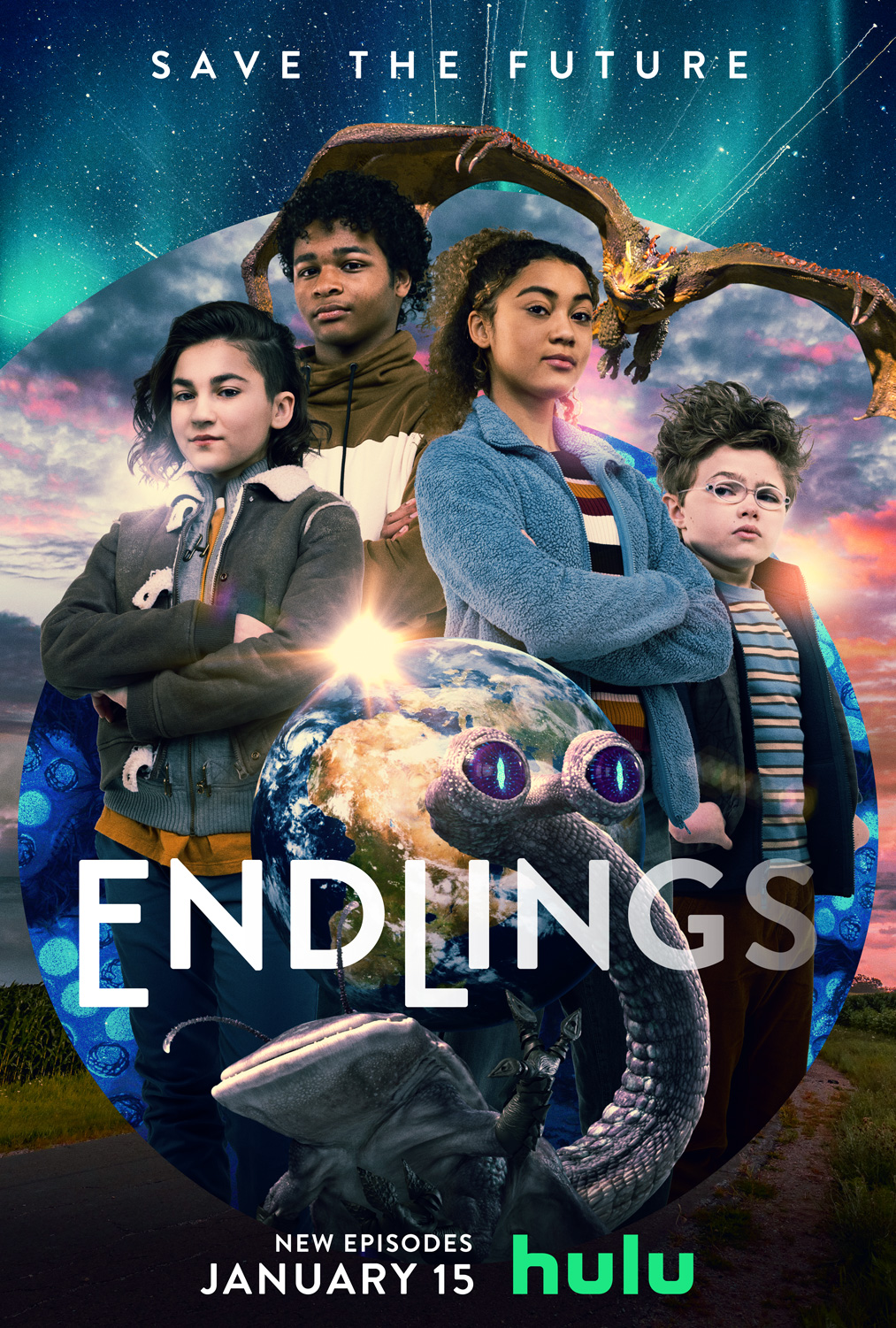 Endlings Season 2 TV Poster