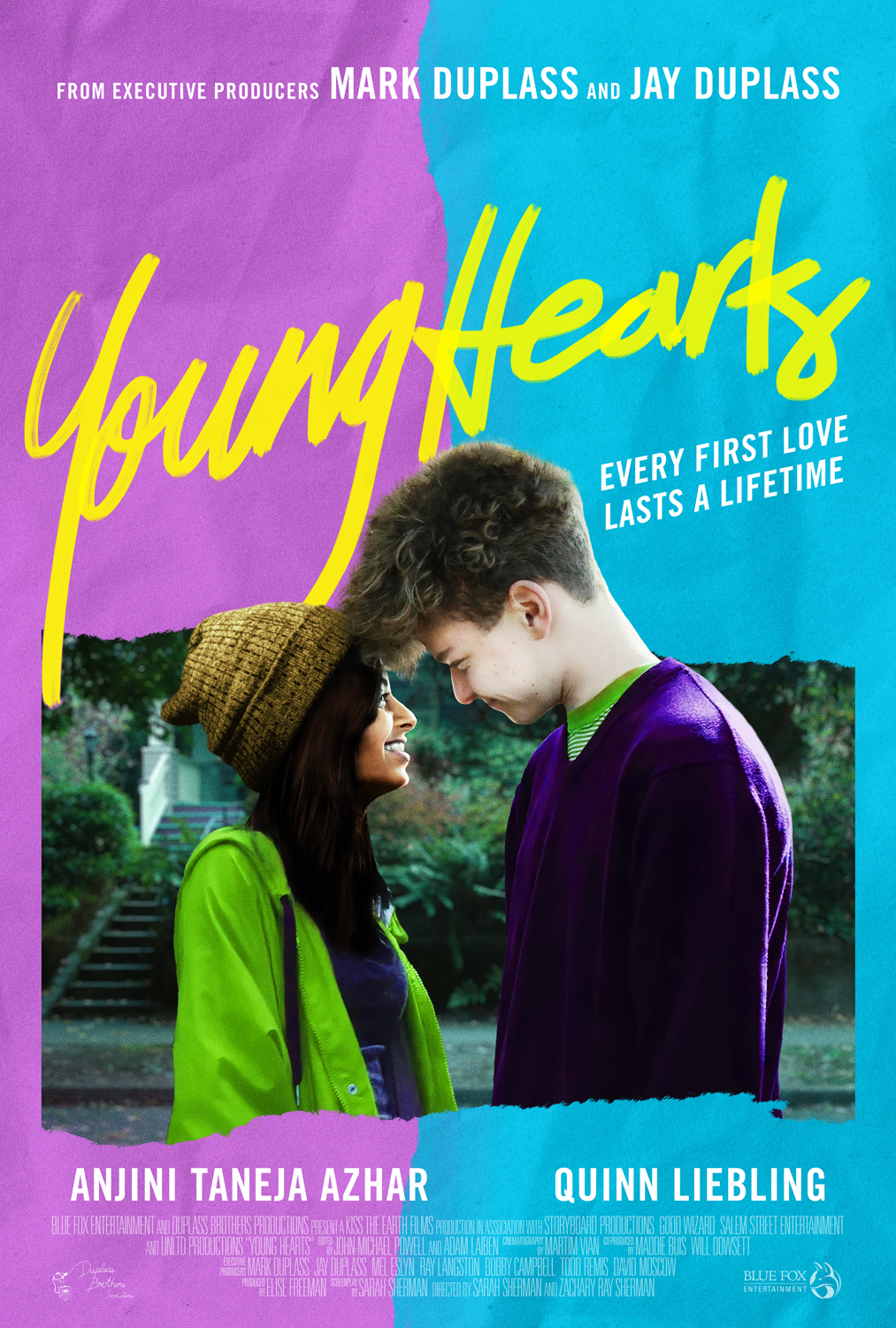 Young Hearts Movie Poster