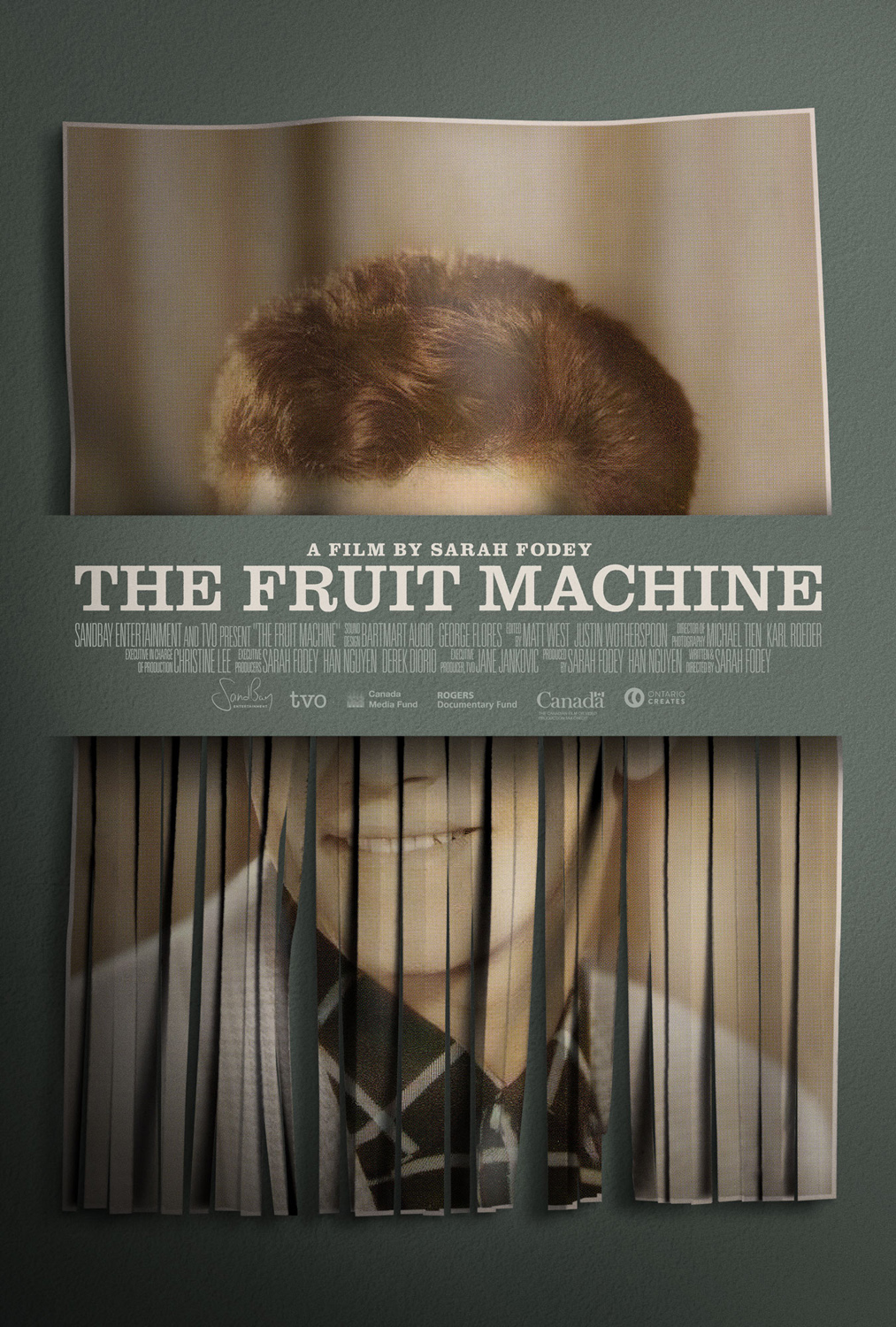 The Fruit Machine Movie Poster