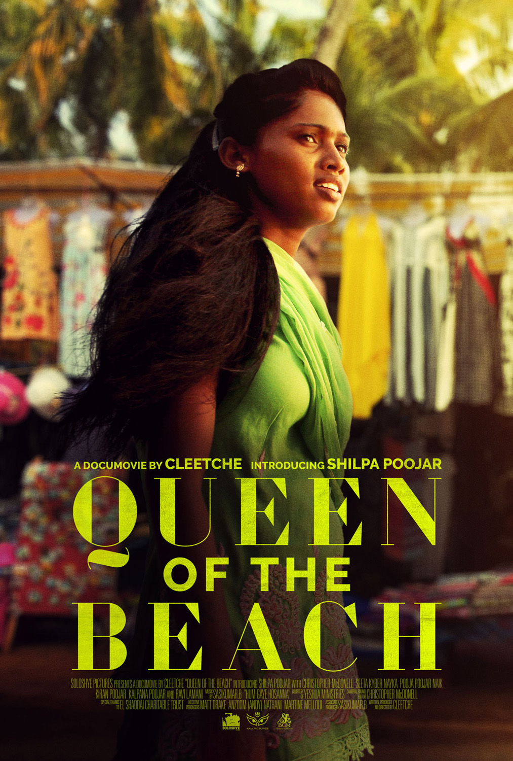 Queen of the Beach Movie Poster