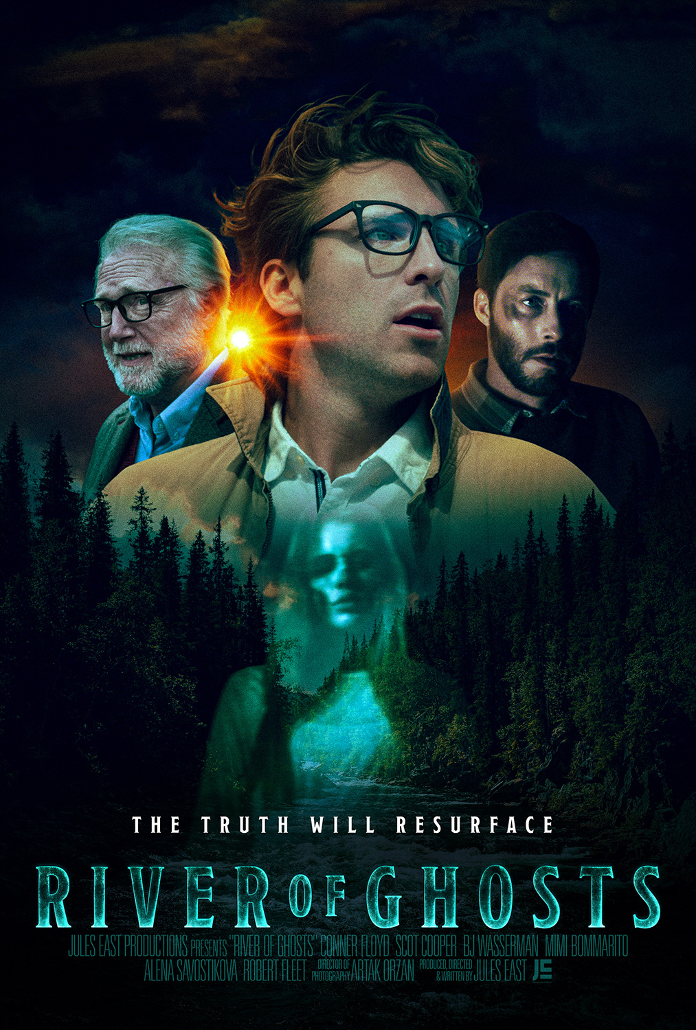 River of Ghosts movie poster