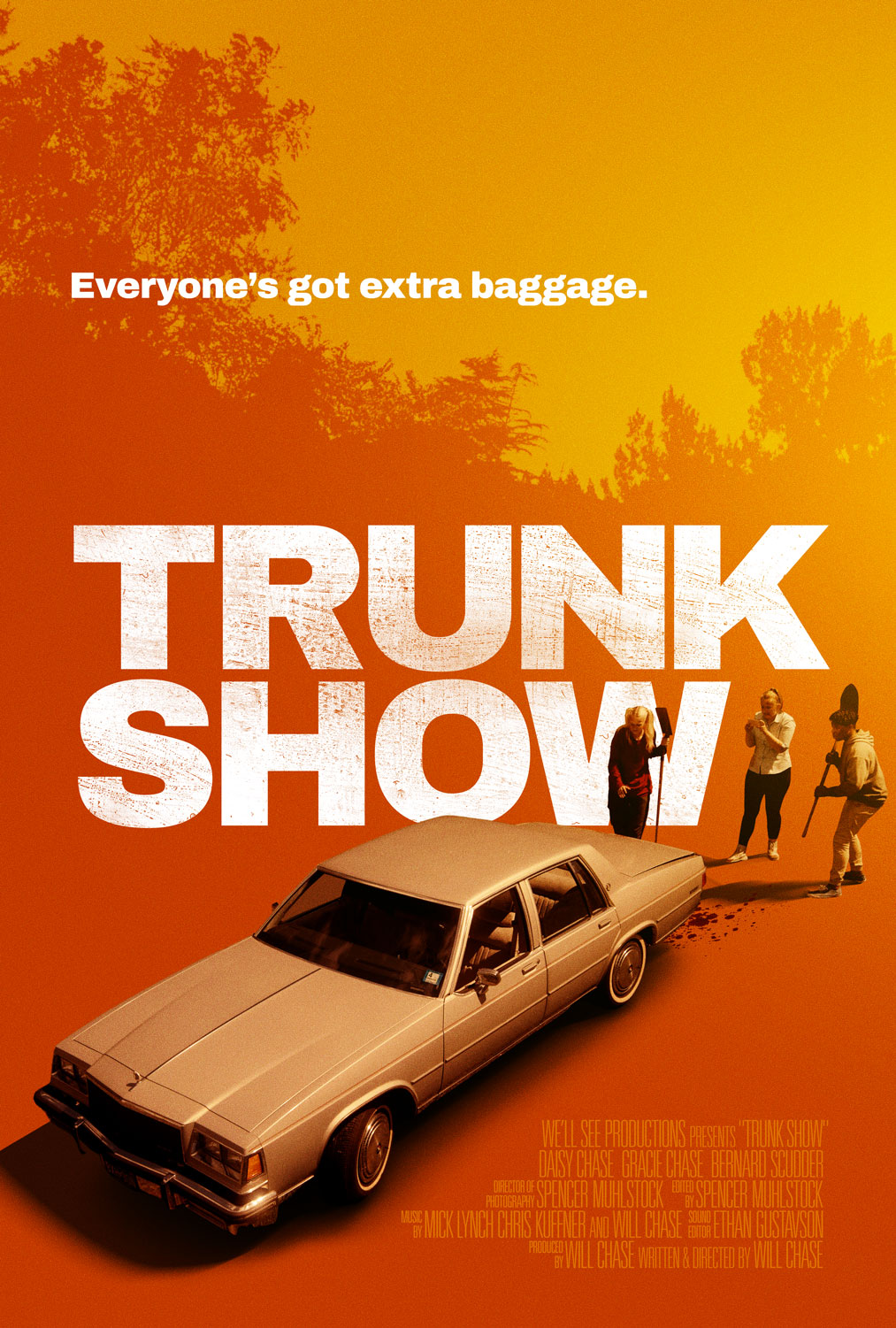 Trunk Show movie poster
